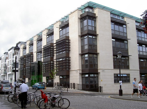 Energy efficient building - Neil Owen @ Geograph.org.uk