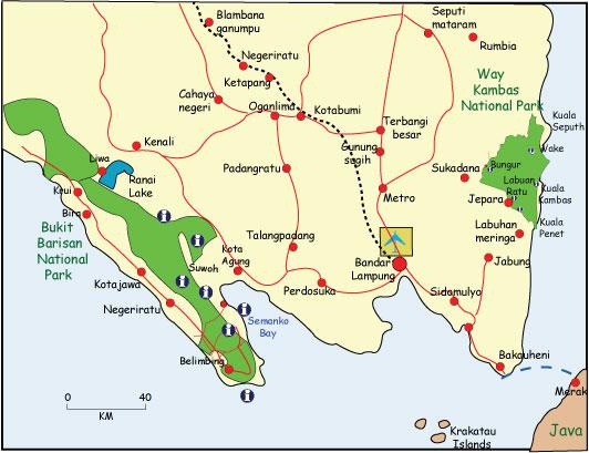 Mewujudkan Kota Hijau di Lampung