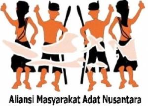 Logo Aliansi Masyarakat Adat Nusantara