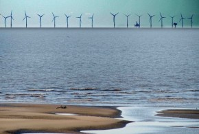 Liverpool Wind Farm - Steve Fareham