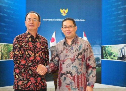 Indonesia dan Jepang Sepakati Perdagangan Karbon - Ekon.go.id
