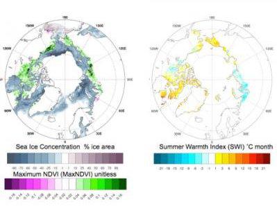 Magnitude trends - University of Alaska Fairbanks