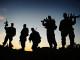 Marine Mentors Afghan Soldiers