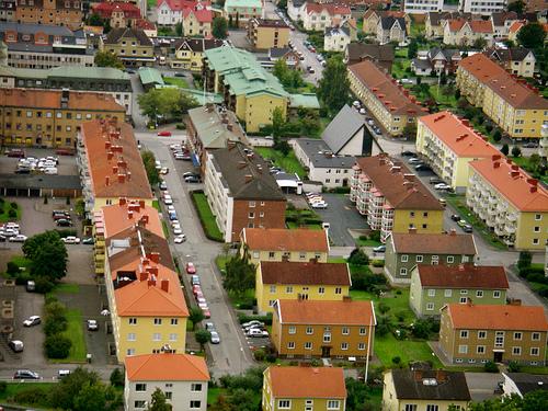 Perfect Swedish Neighborhood - Maureen Didde