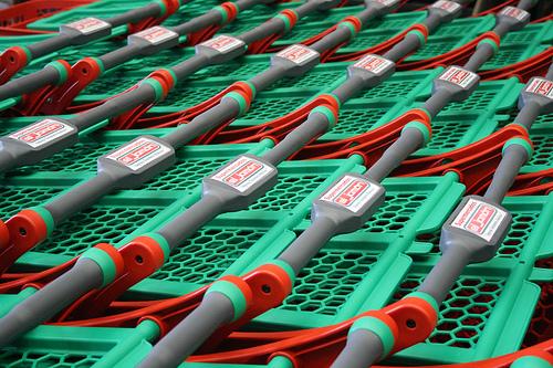 Supermarket carts - Polycart