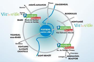 Transportasi Hijau ala Poitiers - Vitalis Poitiers