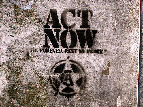 Act now - Stephan Mosel