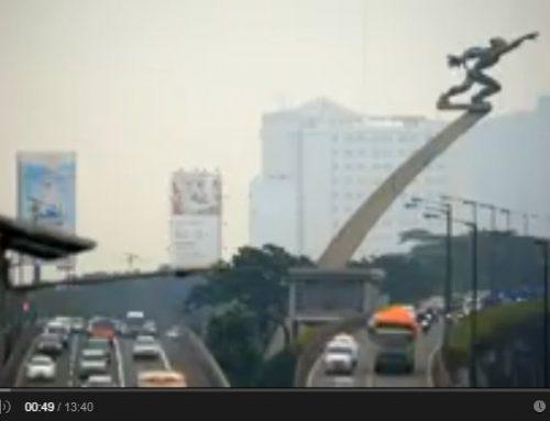 Menunggu Jakarta Tenggelam