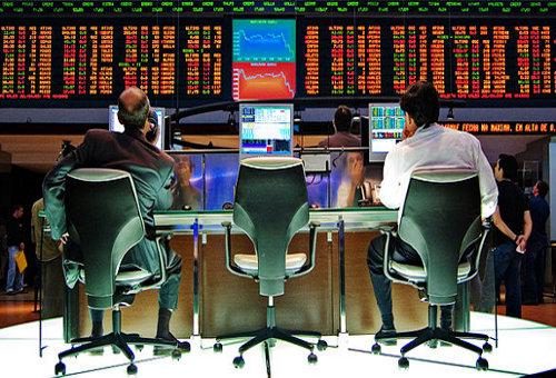 Sao Paulo Stock Exchange - Rafael Matsunaga