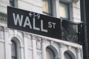 Wall Street Sign - Ramy Majouji