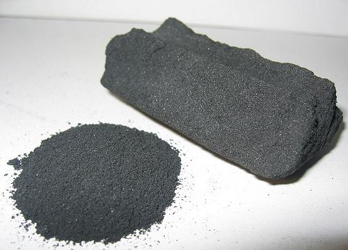 Activated Carbon - Wikimedia Commons
