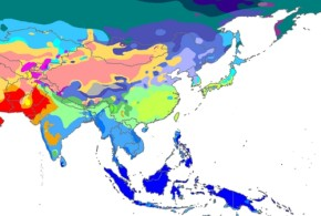 Climate in Asia - Wikimedia Commons