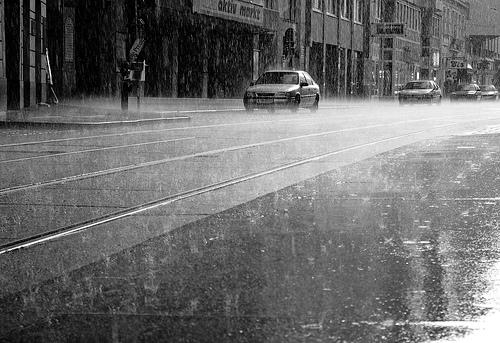 Heavy rain - kadluba @ Flickr