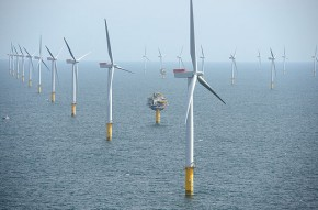 Sheringham Shoal Wind Farm - Wikimedia Commons