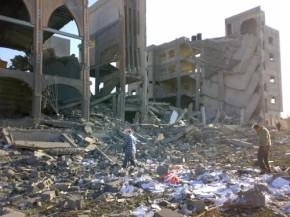 Destruction in Gaza - Wikimedia Commons (500x375)