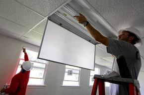 New energy-efficient lighting - US Navy