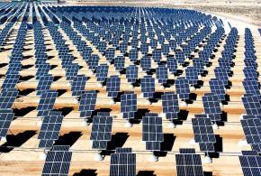 Giant photovoltaic array - Nadine Y. Barclay
