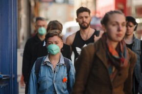 Air pollution masks - Friends of the Earth Scotland