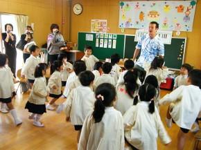 Parent's day at Eirfan's Kindergarten - Emran Kassim