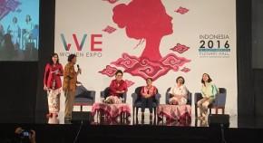 Talk show Perempuan dan Perubahan Iklim