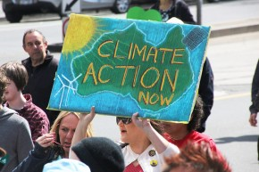 Climate Action Now - Takver - Flickr