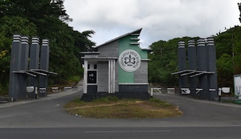 Gerbang Universitas Papua