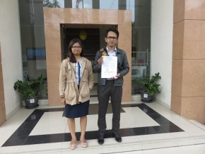 Pendaftaran Gugatan Warga Cirebon Terhadap PLTU Batu Bara