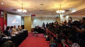 Konferensi Pers Awal Tahun KPK - Humas KPK