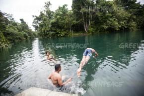 Hutan Desa Pertama di Papua