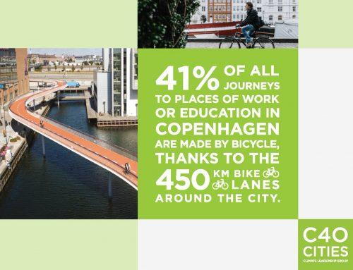 Belajar Sepeda dari Copenhagen