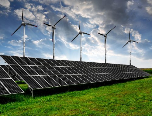 Energi Terbarukan Dominasi Investasi Energi Baru Dunia