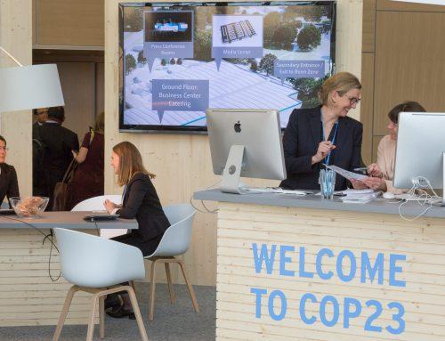 Indonesia Tawarkan Solusi Hijau di COP-23