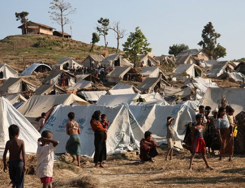 Konflik Tingkatkan Jumlah Penduduk Kelaparan
