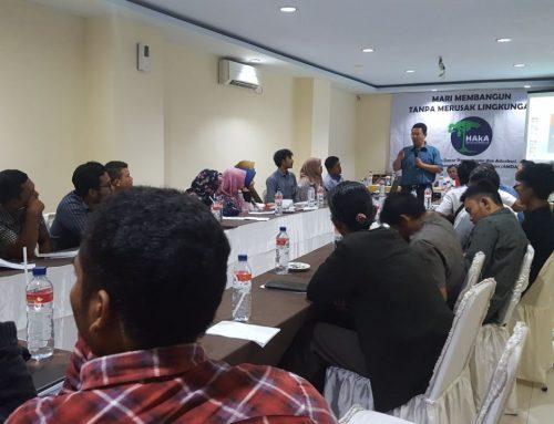 Yayasan HAkA Latih Masyarakat Analisis AMDAL