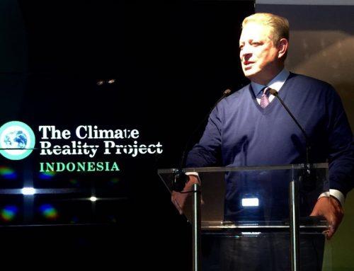 Al Gore Apresiasi Gerakan Anak Muda Indonesia