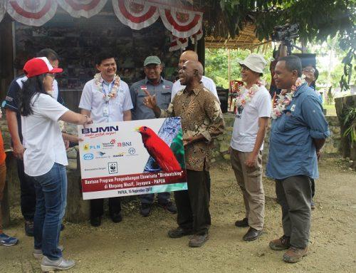 7 BUMN Dukung Pengembangan Ekowisata di Jayapura