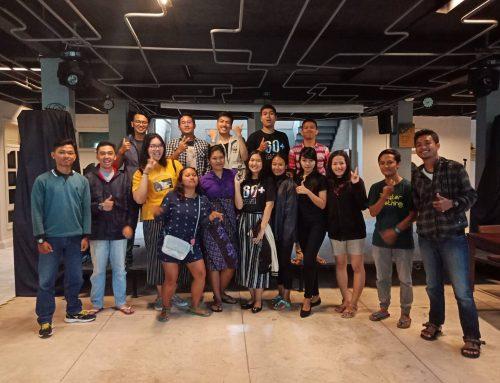 Sambut Relawan Angkatan 2018, EH Denpasar Gelar Open House