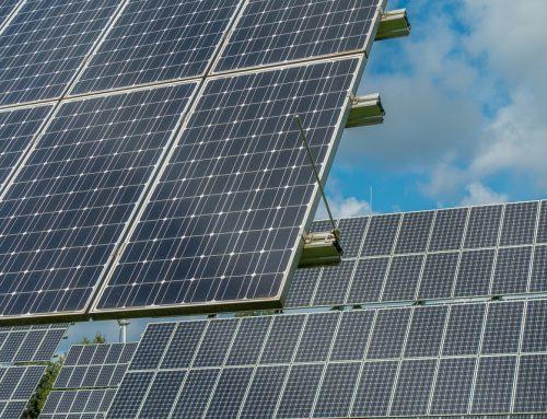 Energi Surya di Sektor Industri Tingkatkan Daya Saing