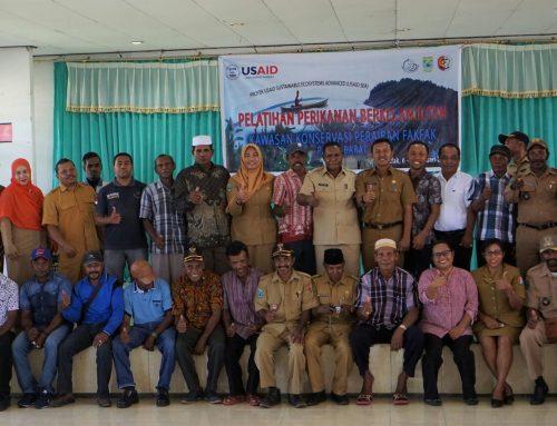USAID-SEA Gelar Pelatihan Perikanan Berkelanjutan di Papua Barat