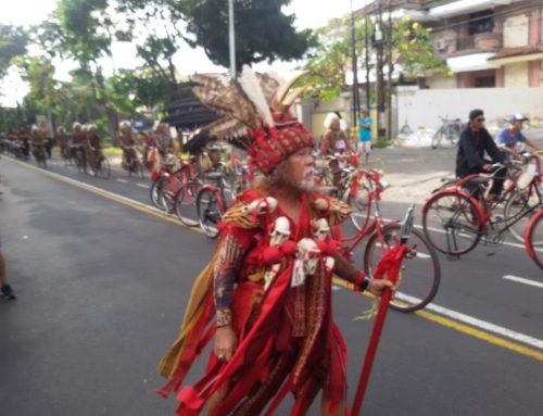 Sepeda Kuno yang Tak Lekang Jaman
