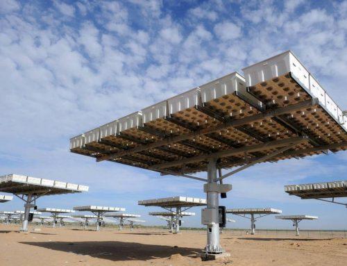 Energi Surya Dominasi Investasi Energi Dunia