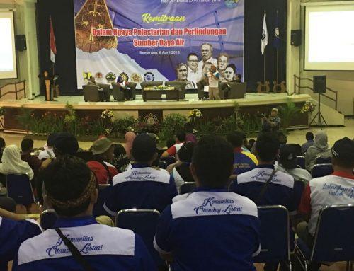 34 Komunitas Peduli Sungai Berbagi Pengalaman di Semarang