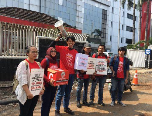 53.000 Orang Tuntut Pemerintah Buka HGU Sawit