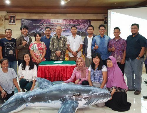 Tim Penanganan Satwa Laut Terdampar Dibentuk