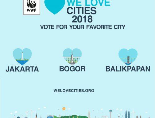 Kampanye We Love Cities Dimulai
