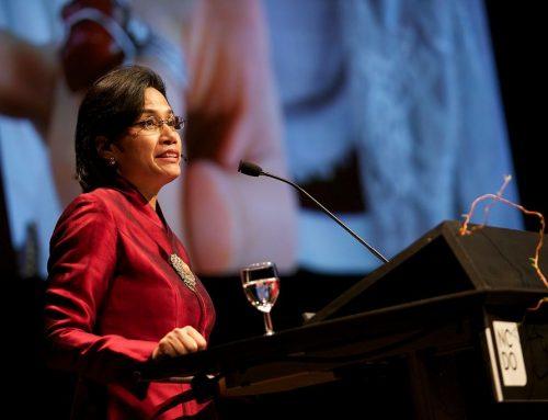Sri Mulyani Janjikan Insentif untuk Mengurangi Sampah Plastik