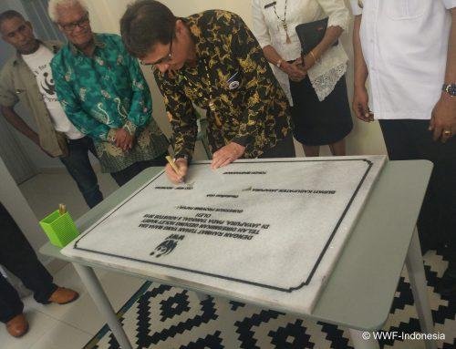 Pusat Belajar Konservasi dan Ekologi di Papua