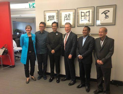 Delegasi Aceh Pelajari Pendanaan Konservasi di Kanada