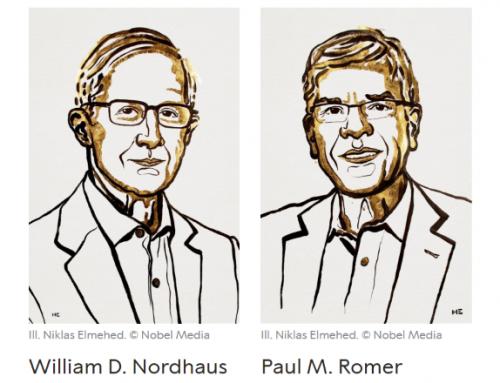 Ilmuwan Perubahan Iklim Raih Hadiah Nobel