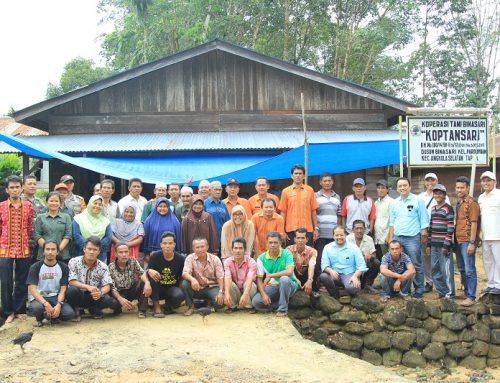 Hutan Lindung Angkola Selatan Dijaga oleh Masyarakat